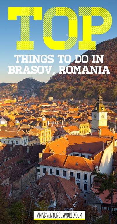 Brasov is considered to be the number one tourist destination in Romania, so here's a look at some of the dark Gothic castles of Brasov in search of Dracula.