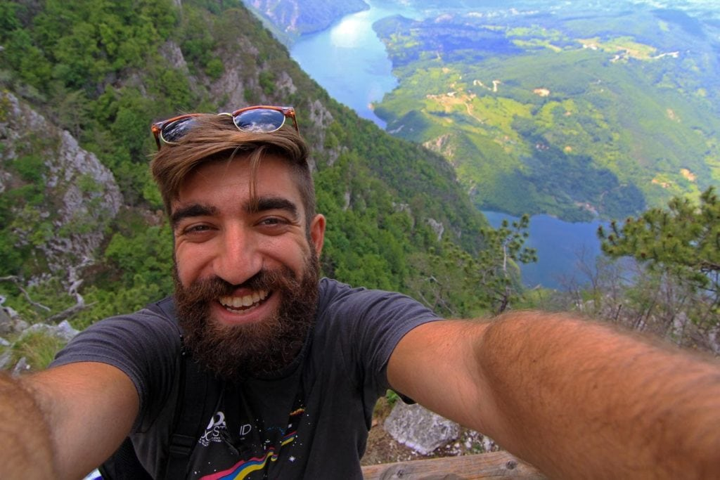 The Pros and Cons of Travelling with a Beard