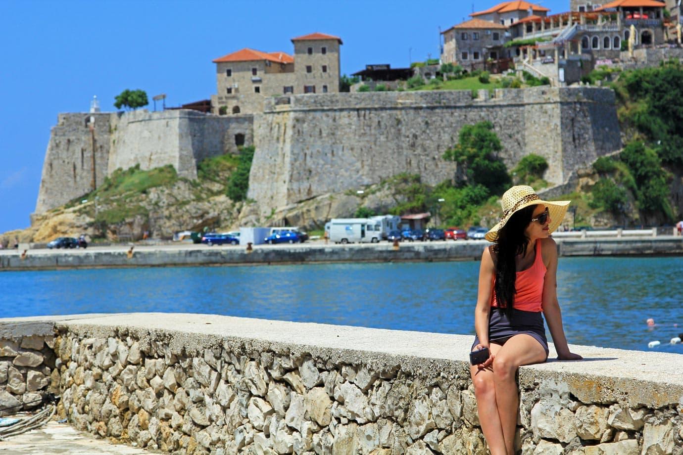The majority of people living in Ulcinj are Albanian