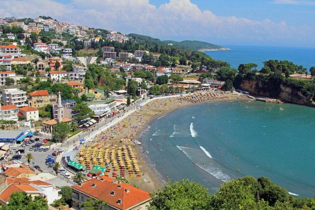 Ulcinj; Neither One Town nor the Other