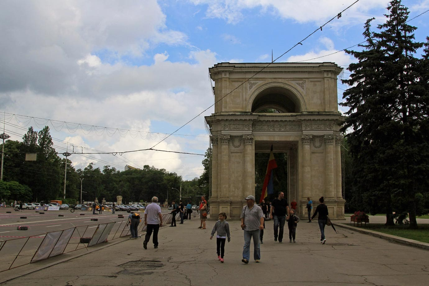 what to see in chisinau