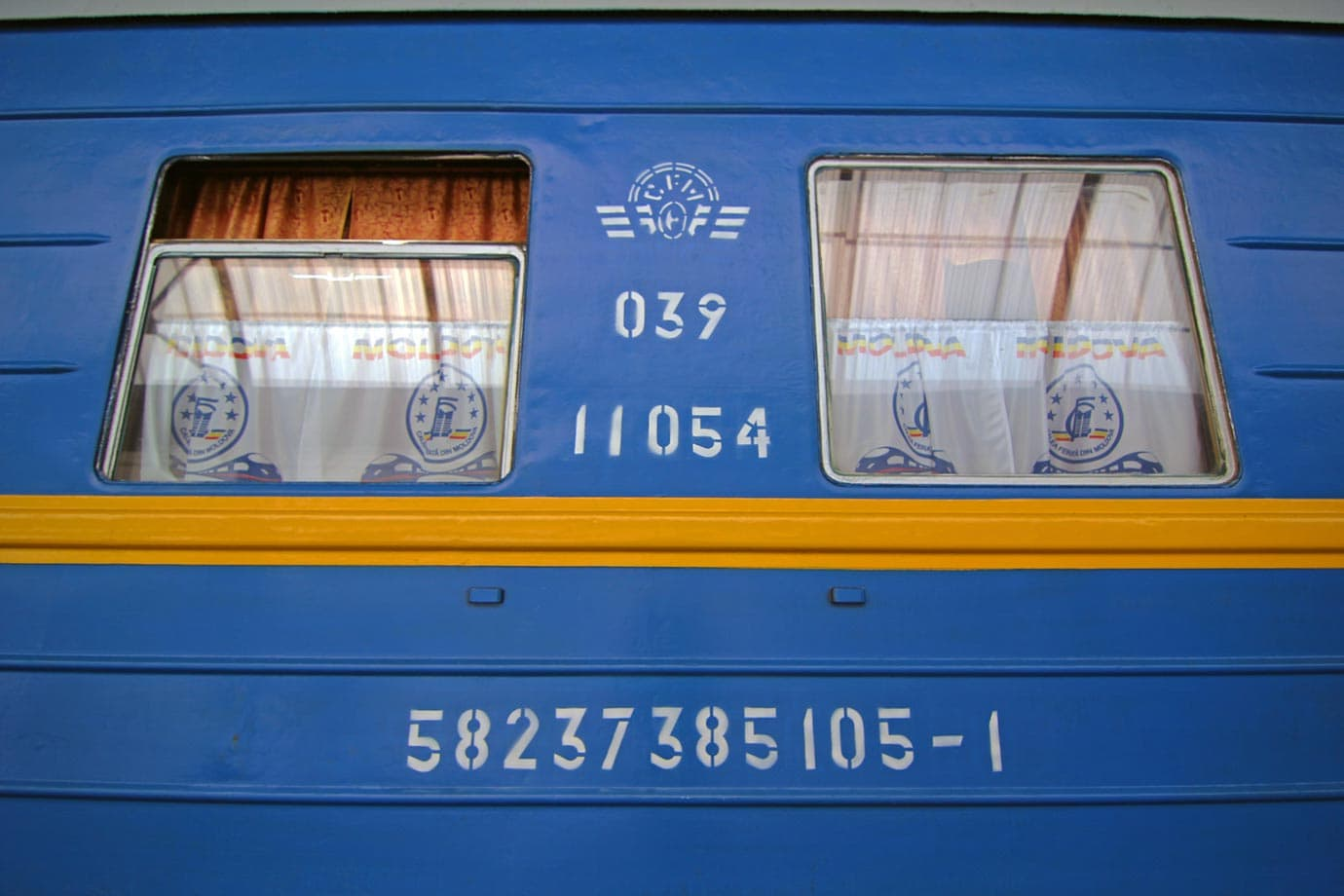 bucharest chisinau train