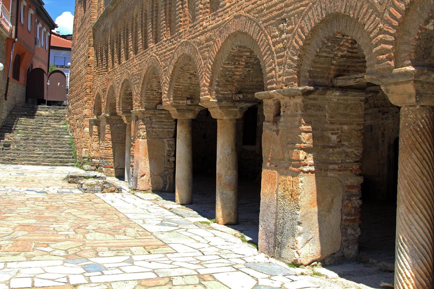 Ohrid is another ancient Roman city that dates back over 2,000 years