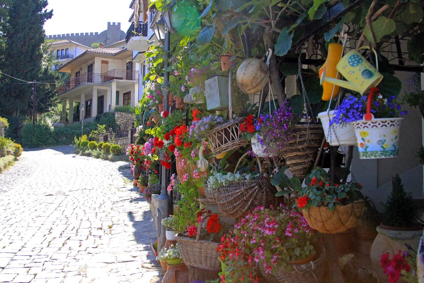 Walking around Ohrid is without a doubt one of the best things you can do in the town