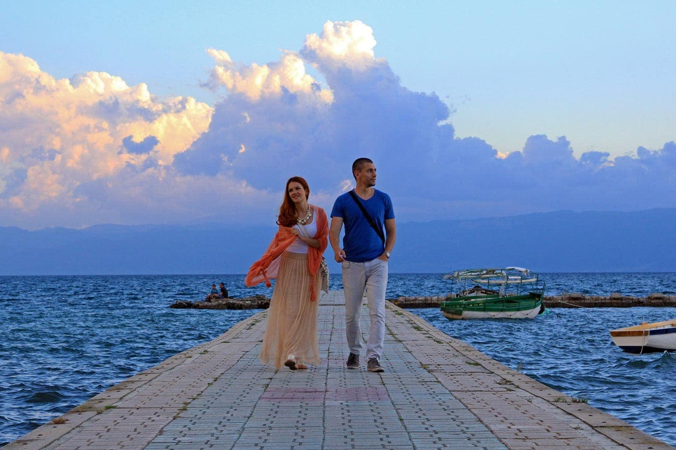 Exploring the Lakeside Town of Ohrid