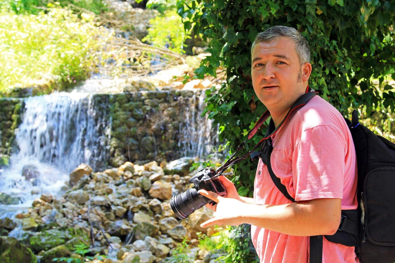 Nenad was the first person to pick me up, and he was also an avid photographer