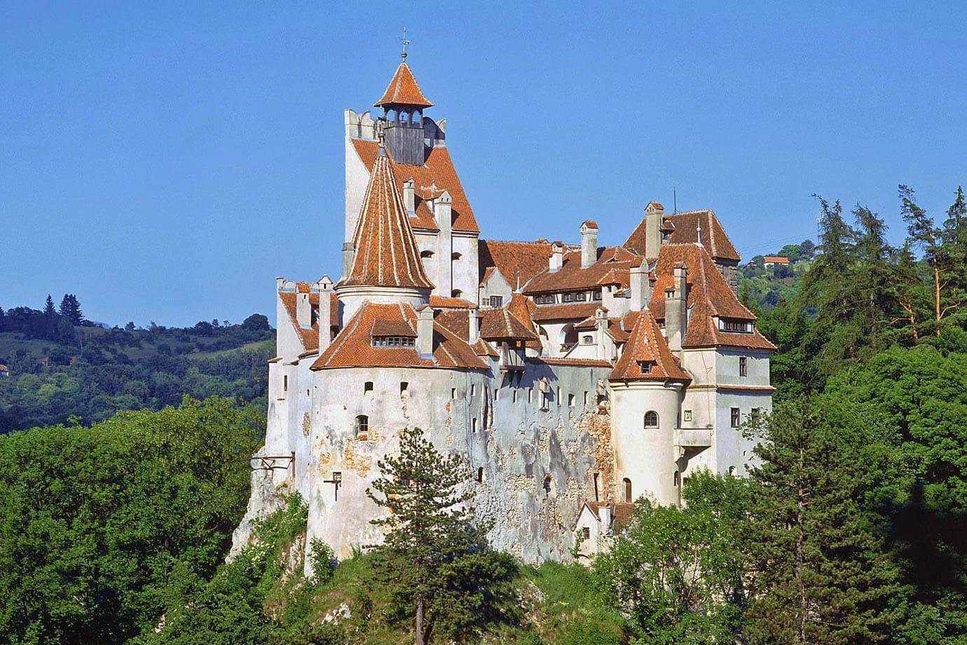 castle near brasov