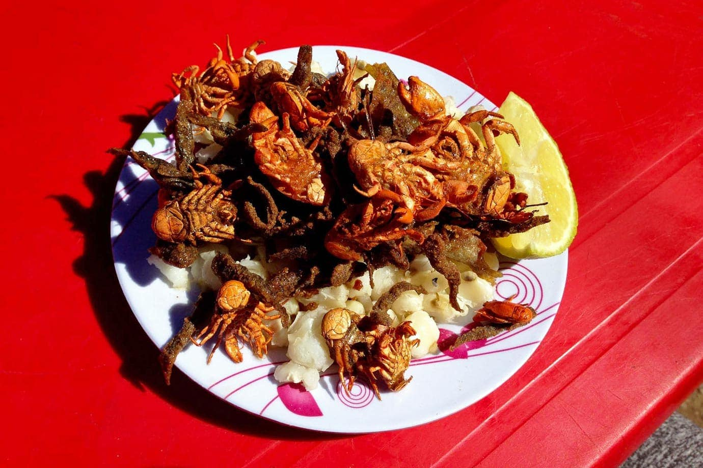 How Does Bolivia Taste?