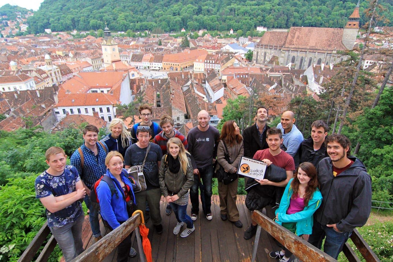 Brasov Free Walking Tour