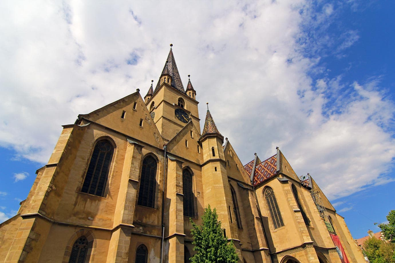 The Lutheran Cathedral of Saint Mary, Sibiu