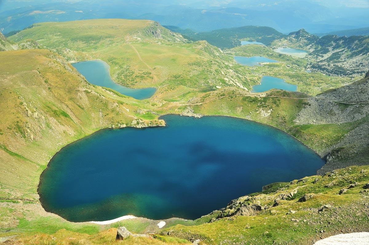 7 lakes bulgaria