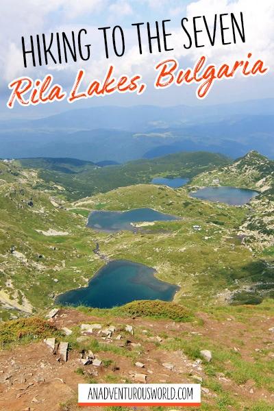 Hiking Rila Lakes