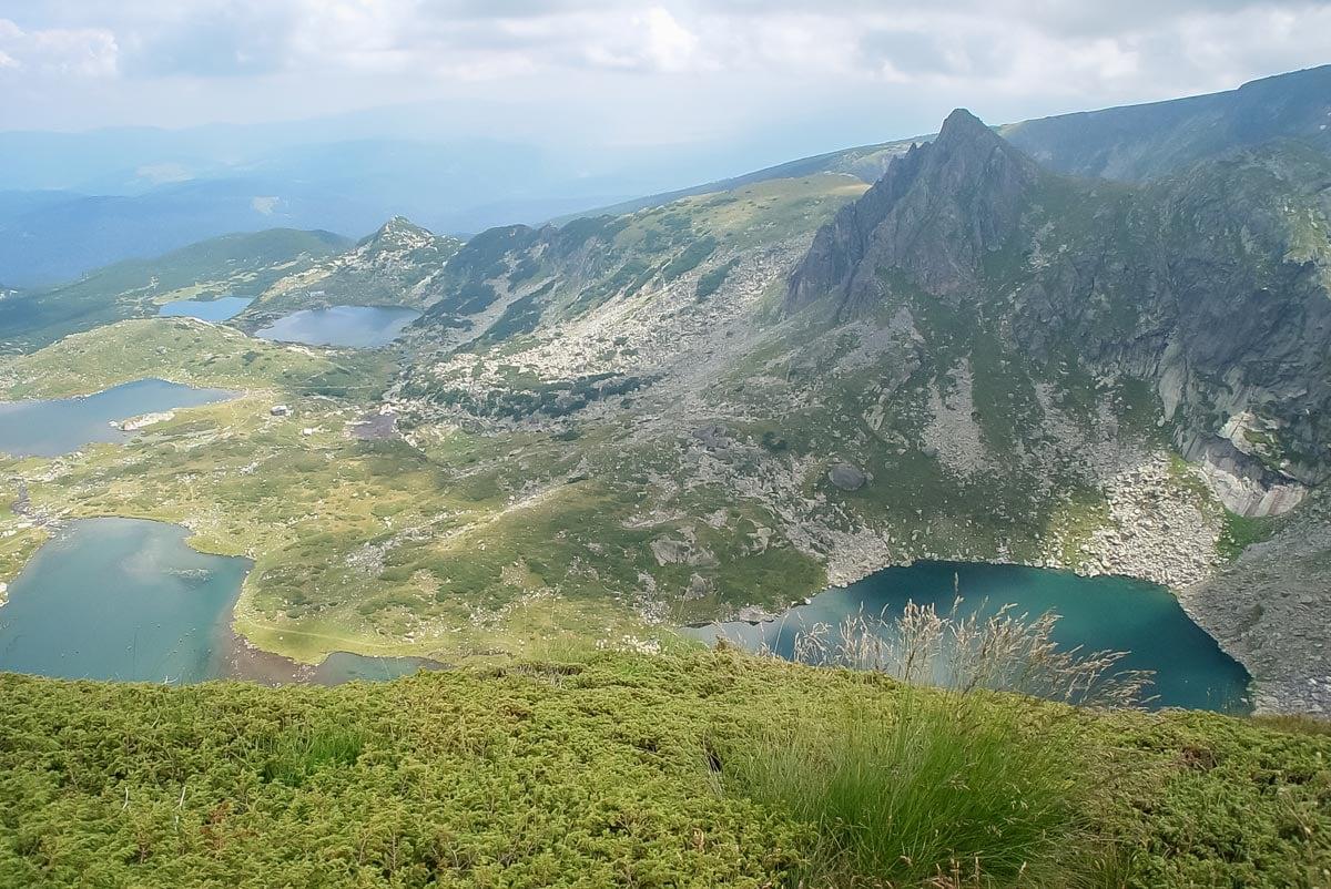 seven lakes bulgaria