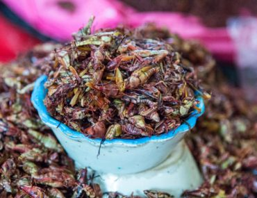 Is it safe to eat street food in Central America?