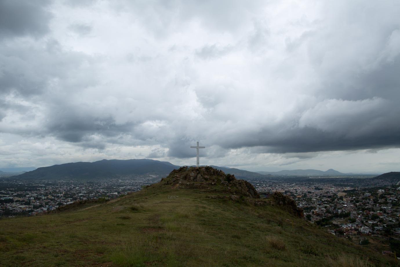 Cruz del Milenio in Oaxaca
