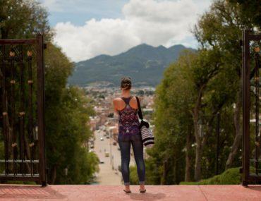Higher Power in San Cristóbal