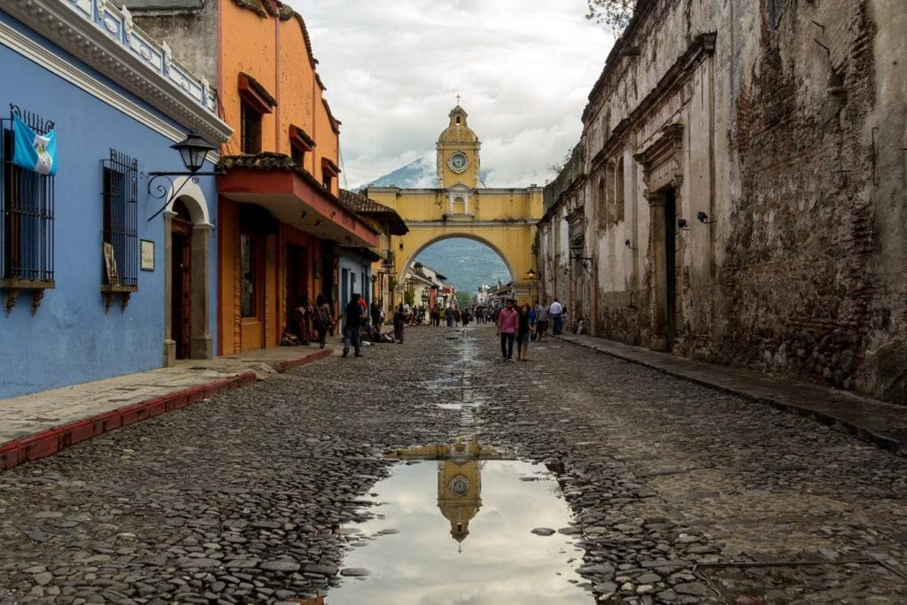 Is Antigua Just Another Tourist Town?