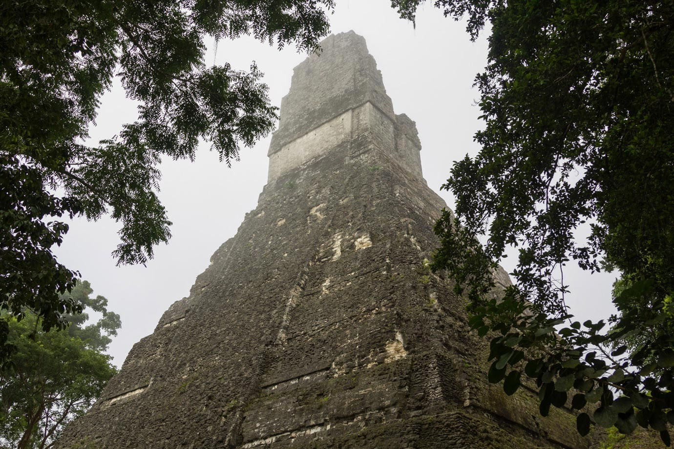 These pyramids, built by a civilisation long gone, stand sentinel, the only memento anyone was ever here