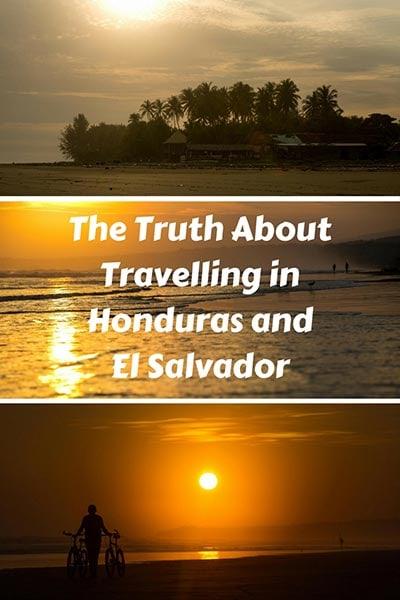 Truth about Honduras and El Salvador