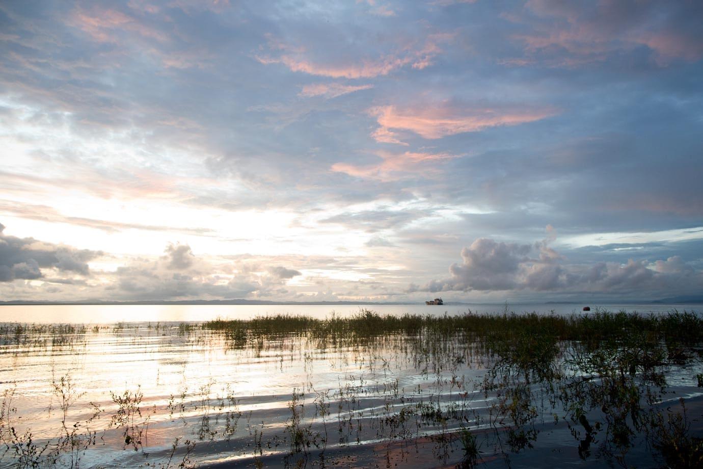 Island of Ometepe in Nicaragua ©Brian Ceci