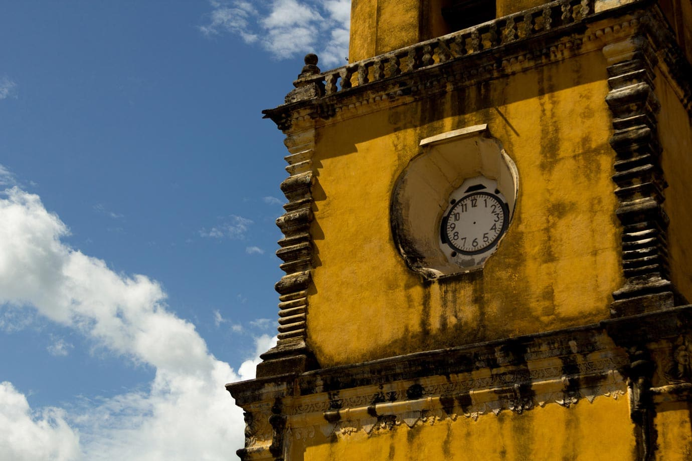 Clocktower in Leon, Nicaragua