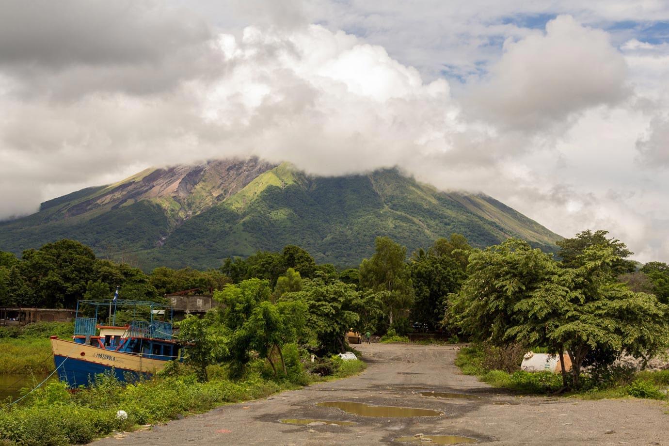 Volcano Maderas, Ometepe, Nicagarua