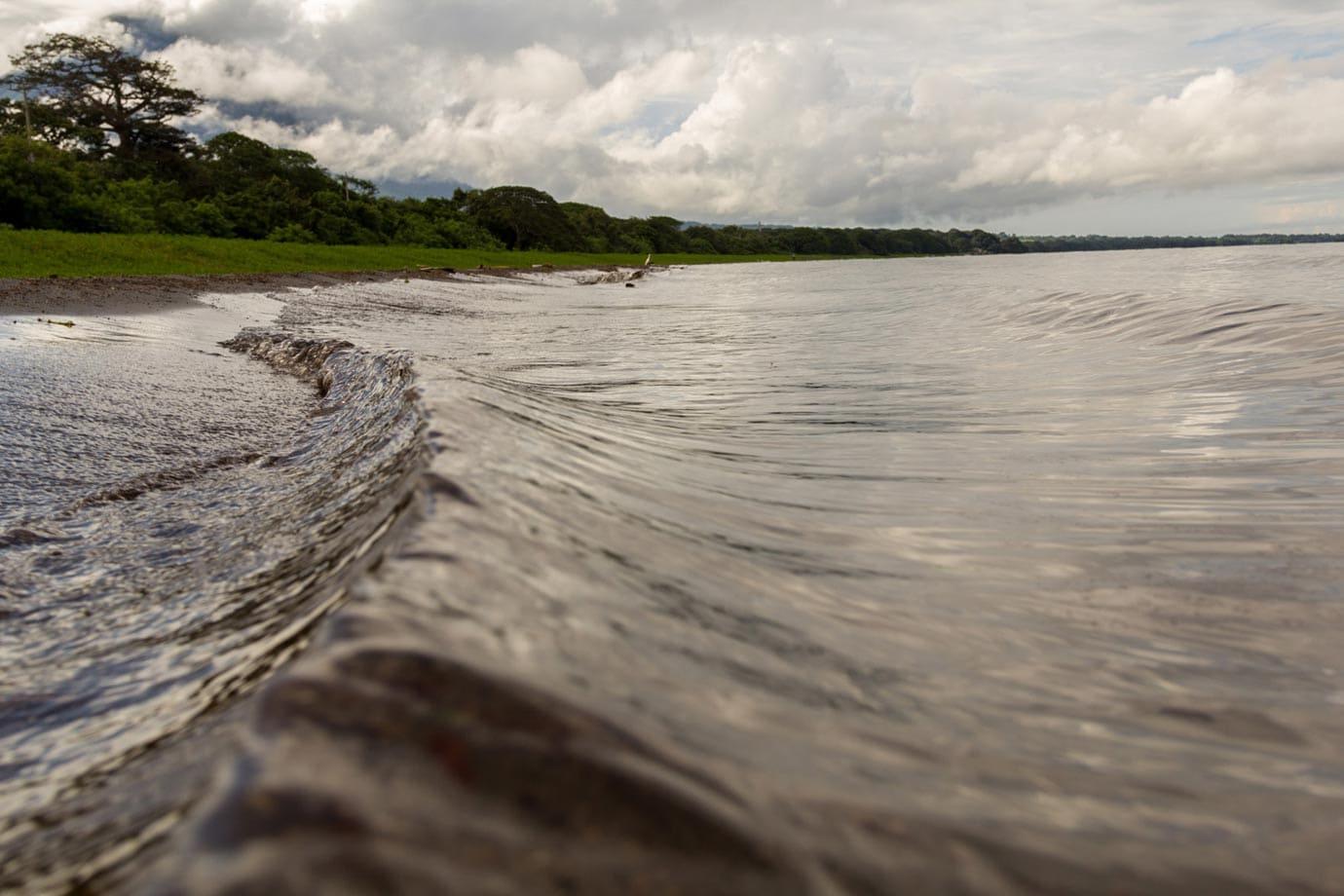 Beach on Ometepe
