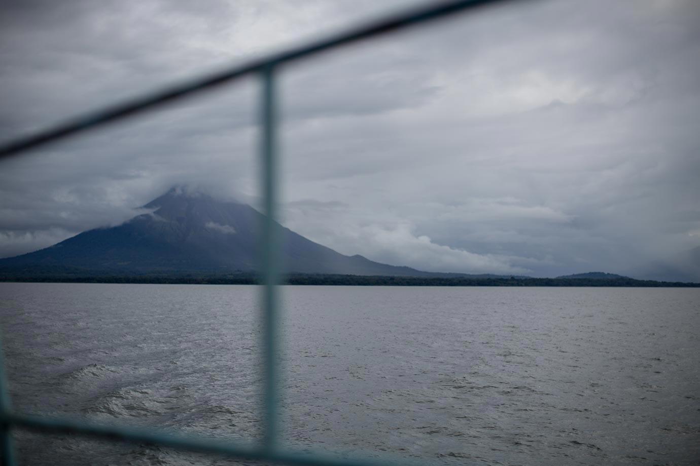 Ferry to Ometepe, Nicaragua