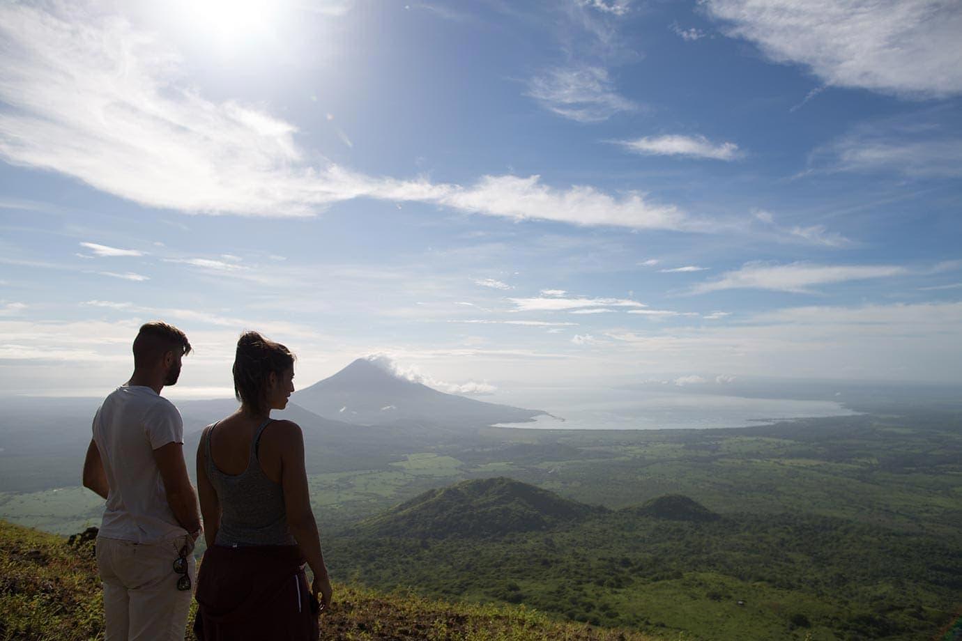 Back to Backpacking in Nicaragua, trekking