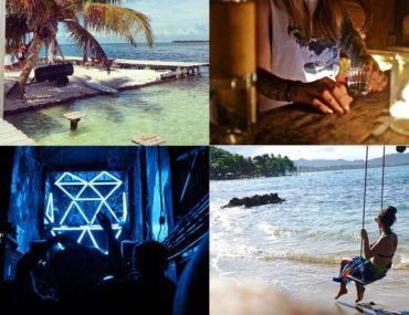 Places to Party in Central America