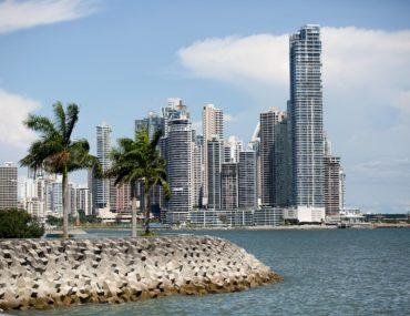 Panama City; the Miami of Central America