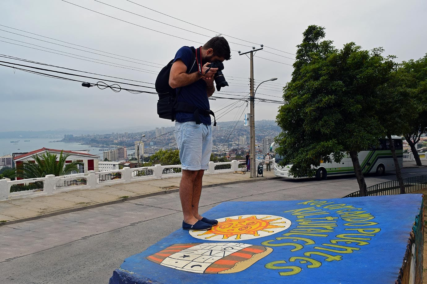 Macca Sherifi, Valparaiso