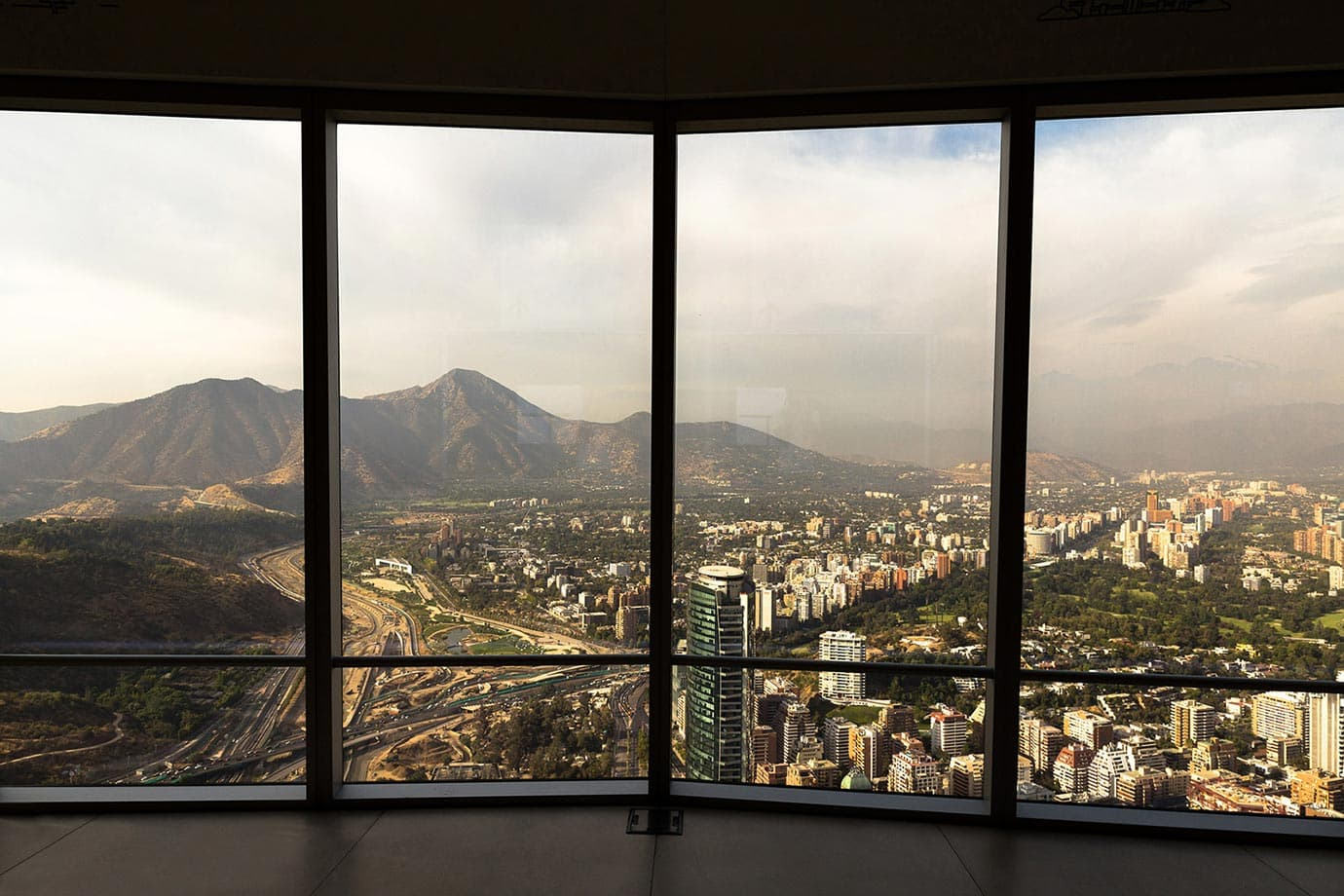 Costanera Center, Santiago
