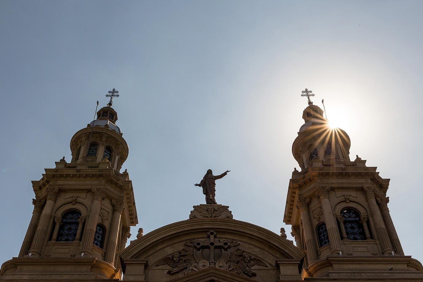 Bellas Artes in Santiago