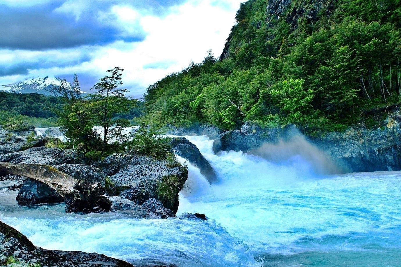Petrohue River, Chile