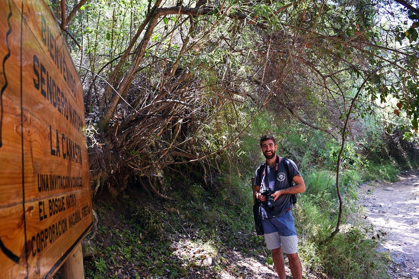cerro la campana trekking
