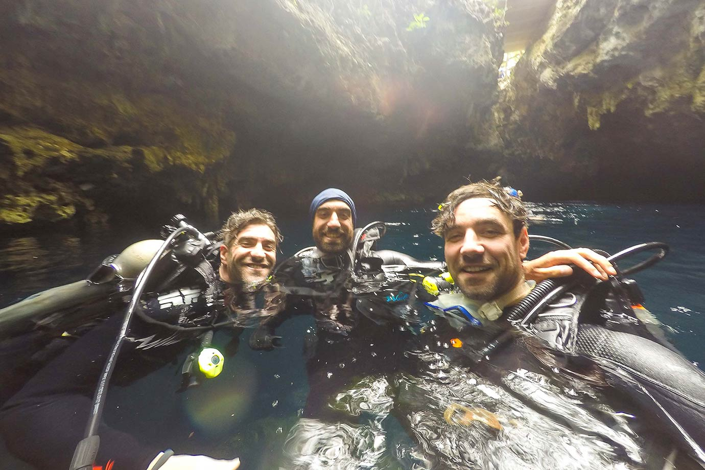 Diving the cenotes in Mexico