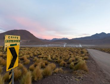 Taking a Tour of the El Tatio Geysers