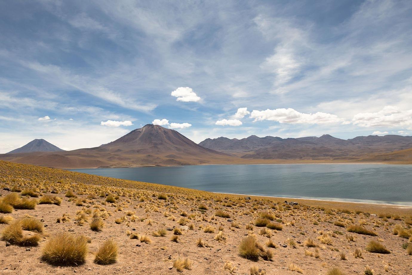 Miscanti Lagoon, Chile