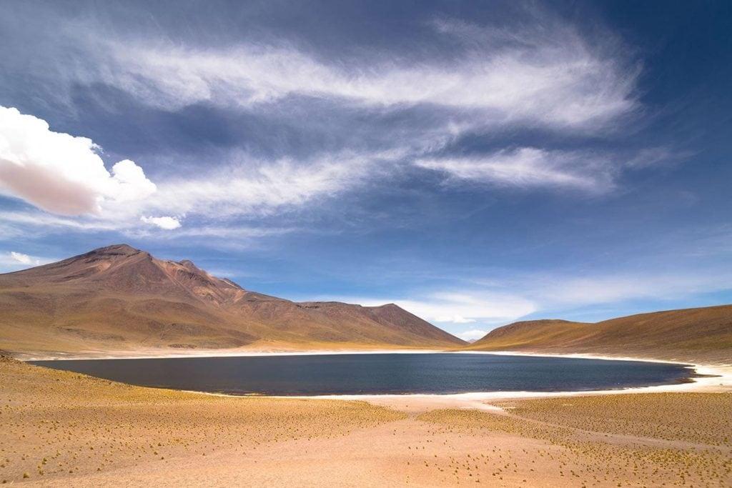 The Lagoons of the Atacama Highlands