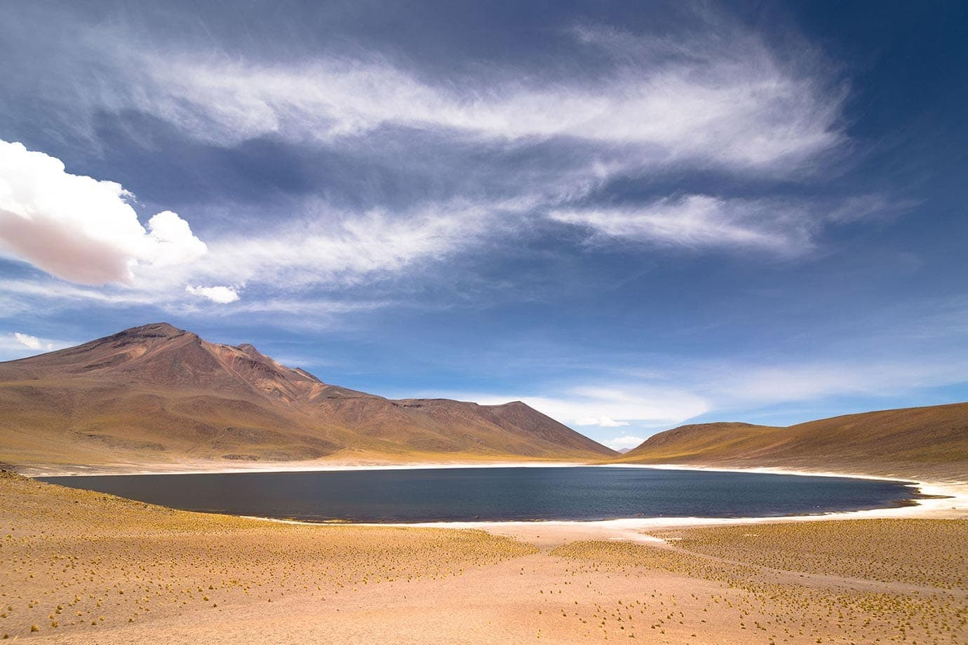 The Lagoons of the Atacama Highlands