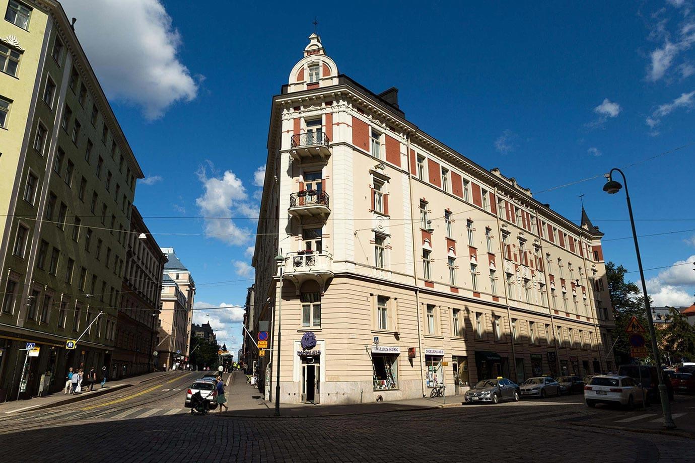 Buildings in Helsinki