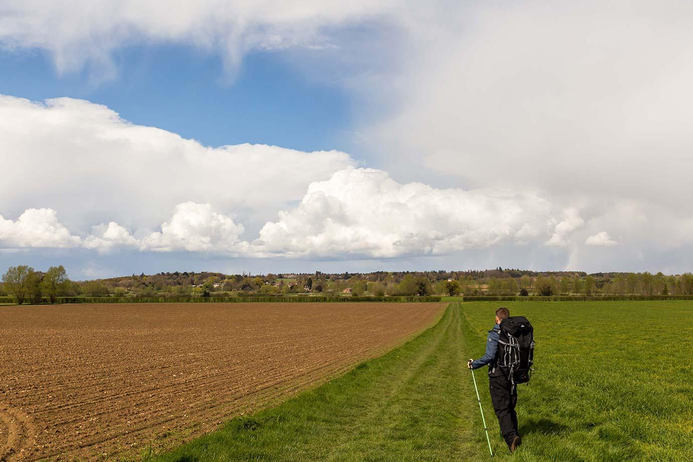 Hiking in Essex