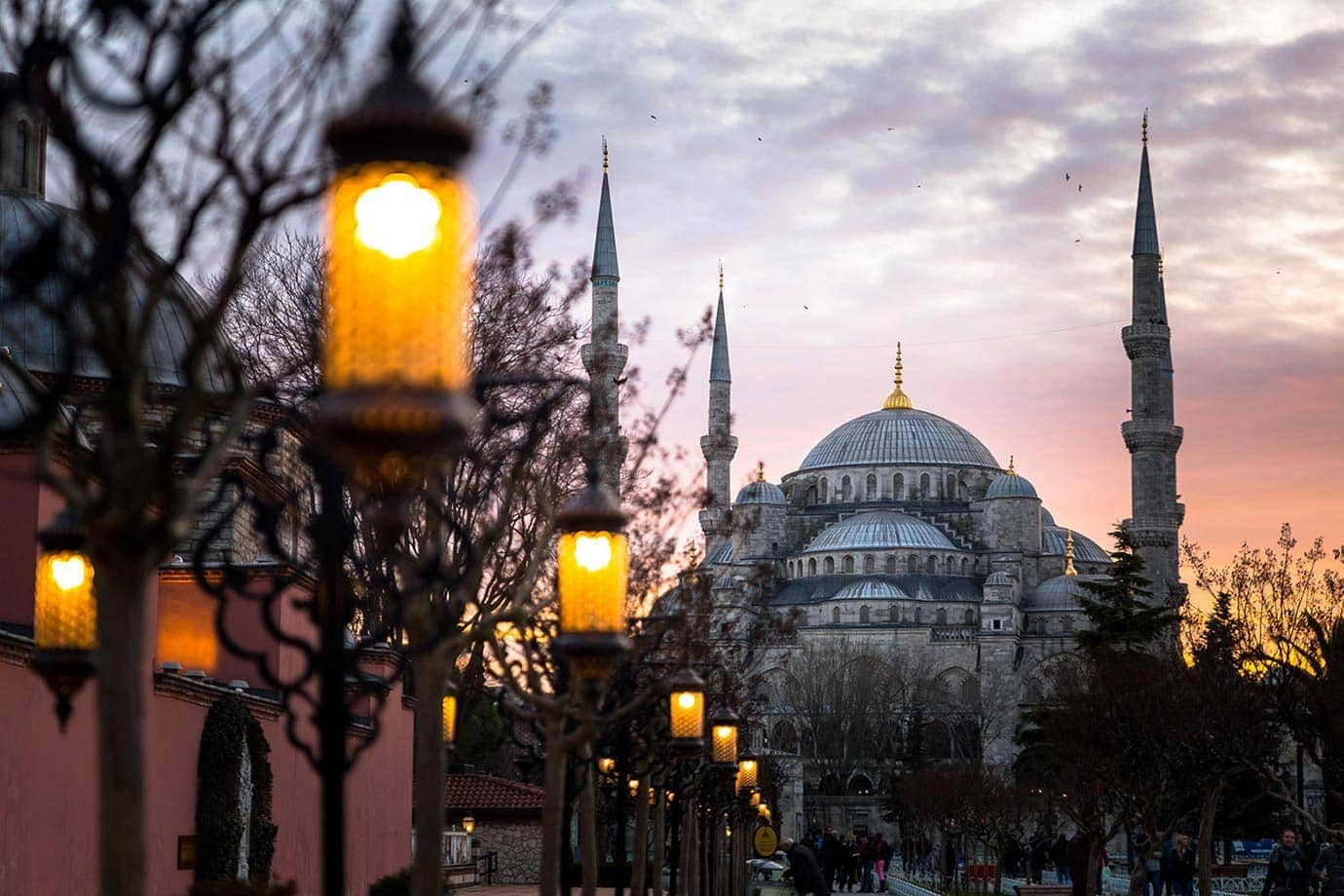 A Food Tour of Istanbul
