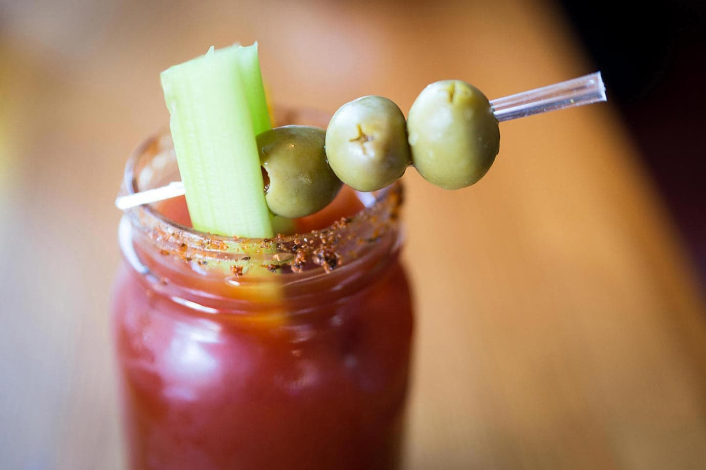The Caesar at The Flying Pig
