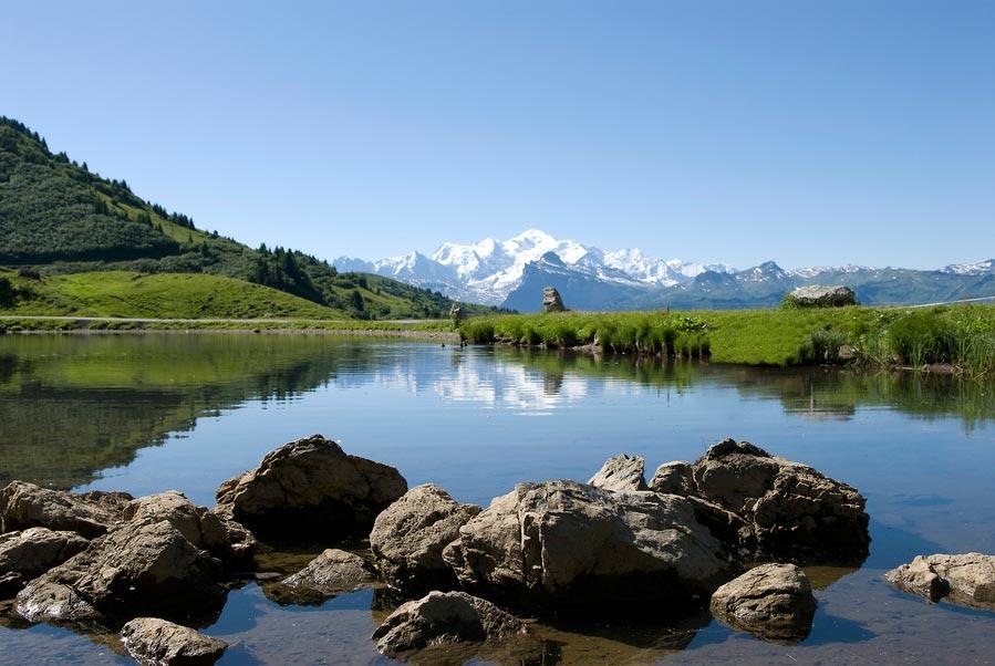 best summer alpine resorts