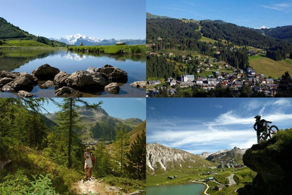 4 Amazing Summer Resorts in the Alps