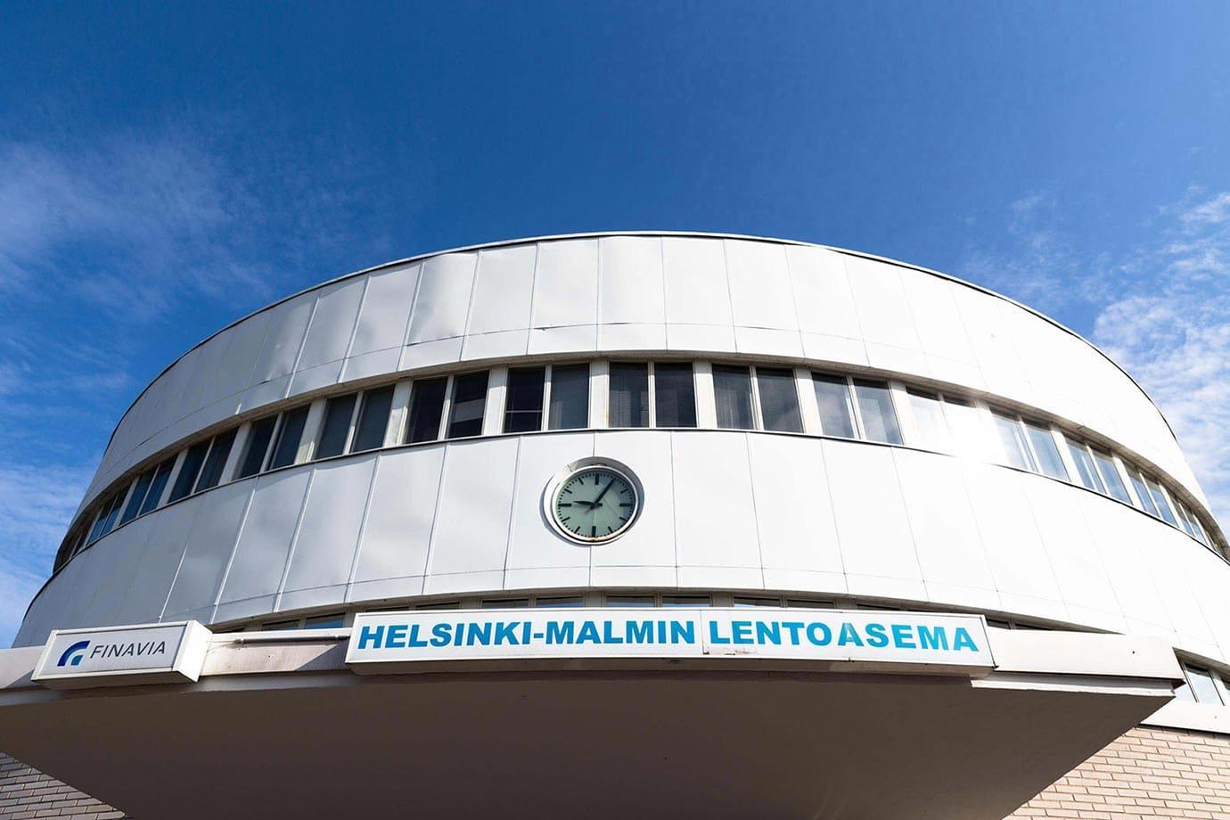 Malmi Airport
