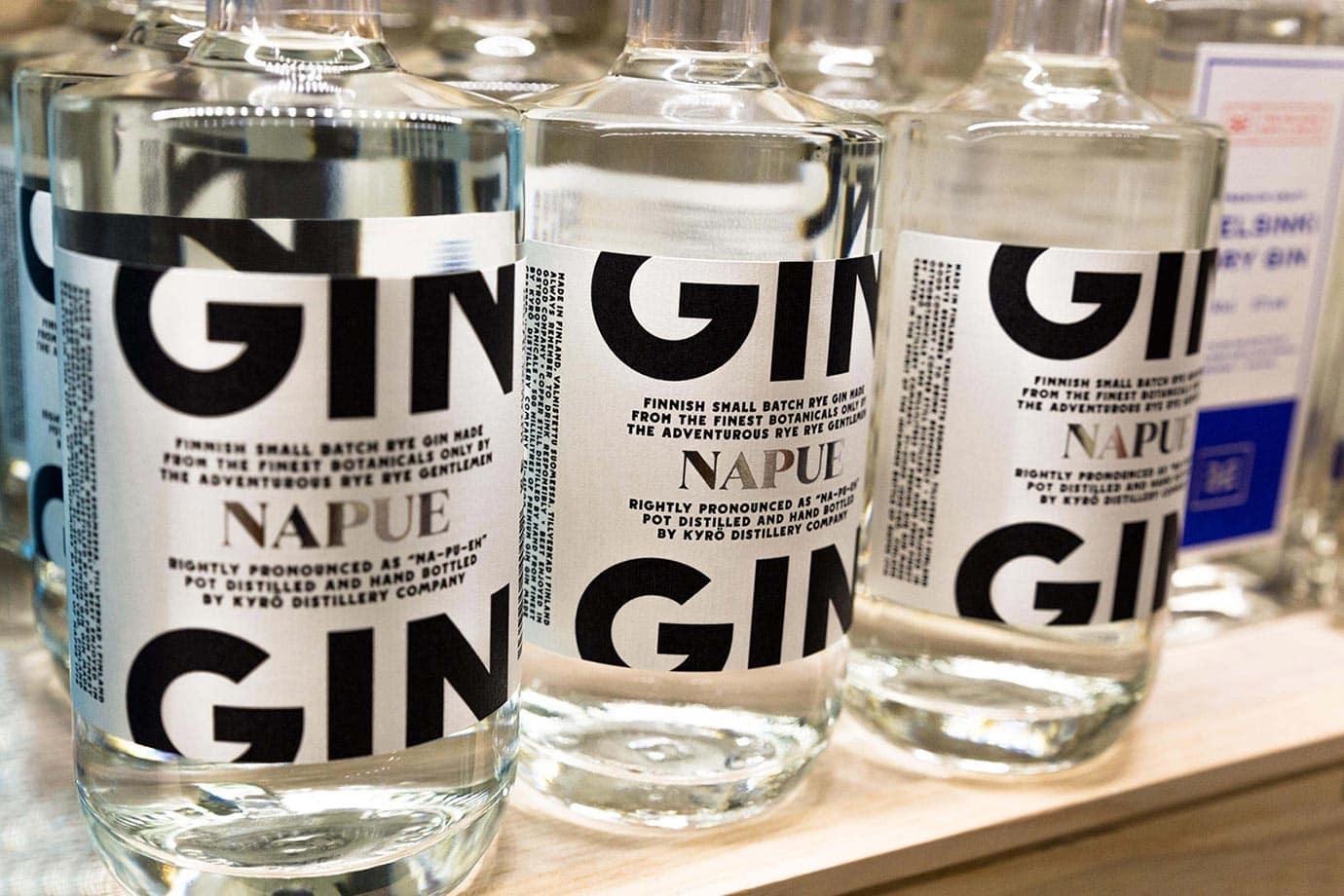 Finnish gin