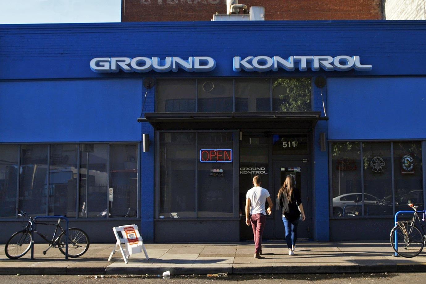 Ground Kontrol, Portland